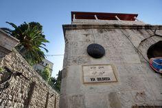 STATION 3: Jerusalem Photos :: Dolorosa