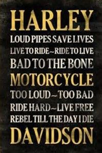 Image result for harley-davidson quotes