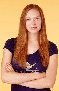 Laura Prepon. Donna, That 70's show. Her natural hair color is debated, but she appears like a natural redhead.