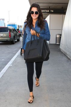 gimme that bag! and those cute sandals