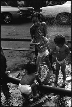 Jill Freedman (3 solos) Coney Island Of The Bronx 1975 vintage gelatin silver print 14 x 11 inches signed in pencil on verso