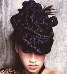 Stupendous Creative Fashion And Hair On Pinterest Short Hairstyles Gunalazisus
