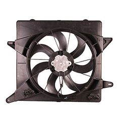 TYC 622550 Replacement Cooling Fan Assembly