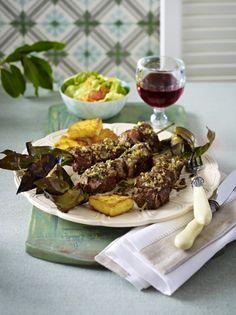 Unser beliebtes Rezept für Espetada a madeirense (Hirtenspieß nach Madeira-Art) und mehr als 55.000 weitere kostenlose Rezepte auf LECKER.de.