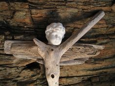 found object angel by driftwood angels $98