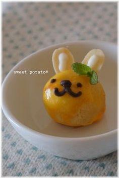 sweet potato*のレシピ | キッチン | パンとお菓子のレシピポータル