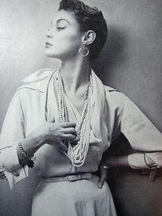 1950 JEAN PATCHETT Photo Dorothy Cox