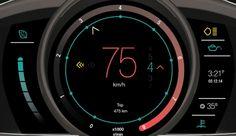 17 Examples Of Brilliant Car UI and HUD Design - UltraLinx