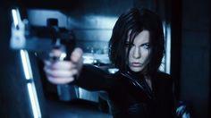 ( Selene) Kate Beckinsale from the movie UnderWorld