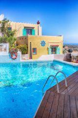 Korifi Suites - Gallery Mediterranean Plants, Greece Hotels, Photo Galleries, Studio, Gallery, Building, Art, Art Background, Roof Rack