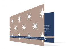 Unsere neue Karte zu Weihnachten: Big Stars