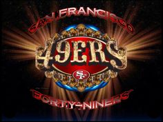 Nfl 49ers, 49ers Fans, 49ers Pictures, Forty Niners, Football Team Logos, Boys Wallpaper, San Francisco 49ers, Breast Cancer Awareness, 4 Life