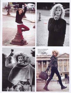 Vogue supplément VFNO September 2013 - Maje DOYEN Sweat-Shirt