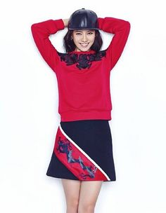 Song Ji Hyo exudes confidence in a variety of bold styles   allkpop.com