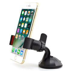 Car Mount Air Vent Holder Cradle for iPhone 7 Samsung Universal Mobile Phone for sale online Sat Nav, Electronics, Phone, Car, Architecture, Arquitetura, Telephone, Automobile, Phones