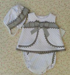 vestidos de pique niñas - Google Search