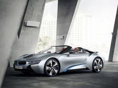 http://haben-sie-das-gewusst.blogspot.com/2012/08/pressenet-coach-coaching-neuen.html  BMW i8 Spyder Concept – Fubiz™