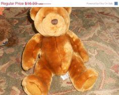 20 Store Wide Sale reddish brown Teddy bear glass eyes by EMTWTT, $13.59