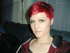 Pettinature corte per donne con i capelli rossi che desiderano distinguersi!