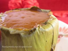 Nian Gao (Chinese steamed New Year sticky cake)