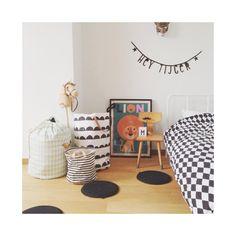 Little Marcel's room #fermliving #nobodinoz #Ikea #housedoctor #designletters