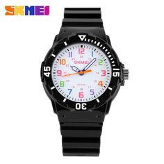 Children Watch Fashion Skmei 1043 Brand Watches Quartz Wristwatches Waterproof Jelly Kids Clock boys girls Students Wristwatch