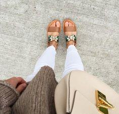 cutest sandals!