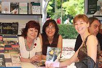 Feria del Libro de Madrid, mayo 2011