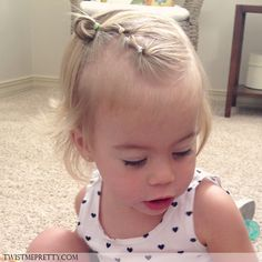 10 Creative Toddler Hairstyles And How To Get Them Stay Still