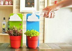 Rainy Pots par Singeek - Journal du Design
