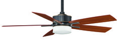 Fanimation Landan Bronze Ceiling Fan with LED Light Kit 60 Inch Ceiling Fans, Contemporary Ceiling Fans, Bronze Ceiling Fan, Glass Diffuser, Interior Lighting, Ceiling Lights, Led, Lighting Accessories, Craftsman Style