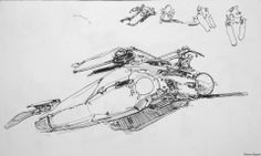 Darren Quach sketchbooks video interview by Scott Robertson. (image links to video!)
