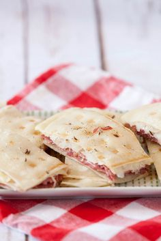 TortillaLand sponsored this blog post, for Reuben Tortilla Panini Strips. The opinions and text are all mine. #gotortillaland #partyfood When I go to Costco, I have to take the whole family. My lit…