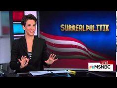 Rachel Maddow - Ted Cruz boxed out of Kim Davis media stunt