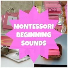This set of Montessori Pink Series Beginning Sounds includes work for a child to practice beginning sounds.Thank you for considering Montessori Pink Series Beginning SoundsThis set includes:Fill in the blank beginning sound Draw a line to the beginning soundMark the beginning sound (choose from two letters/sounds)There are 20 of each work.