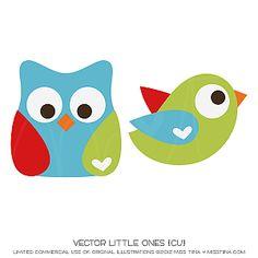 Vector Little Ones {CU}