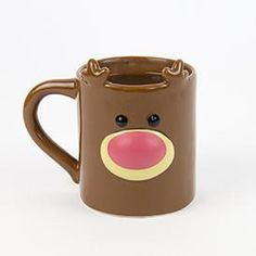 Reindeer Heat Changing Mug Christmas Wine Glasses December Birthday Coffee Lover Gifts