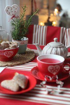 Thé rouge .... www.creations-savoir-faire.com #SalonCSF