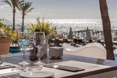 Browse through our gallery and get inspired by up-to-date photos of our property and its surroundings. Hotel Guadalmina Spa & Golf Resort in Málaga. Golf, Best Resorts, Outdoor Furniture, Outdoor Decor, Sun Lounger, Photo Galleries, Spain, Table Decorations, Inspiration