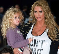 a1fbf342d6 Katie Price and Princess! Celebrity Baby Names