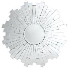 Starburst mirror from z gallery
