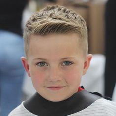 erkek çocuk saç modelleri amerikan