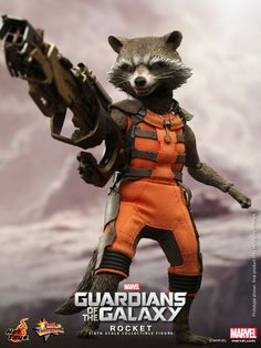Rocket Raccoon - Guardians of the Galaxy