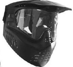 Gen X Global GXG XVSN Paintball Mask Goggle - Black by GxG. $16.88. Description GXG XVSN Anti Fog Paintball Goggle No Fog, Single Lens goggle mask system. Quick release lens system for easy replacement. Features an adjustable head strap, hard plastic mask for great protection, changeable lenses, closed cell face foam, excellent protection, adjustable visor.