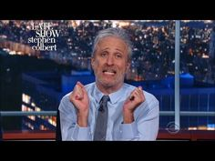 Jon Stewart Points Out The 2 Words Trump Says When He's Lying