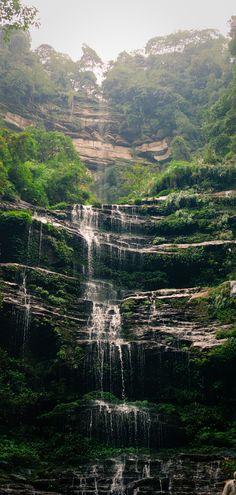 Bifengxia cascade 2