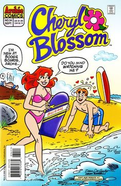 A cover gallery for the comic book Cheryl Blossom Archie Comics Characters, A Comics, Disney Characters, Fictional Characters, Cheryl Blossom Comics, Dan Decarlo, Archie Andrews, Betty And Veronica, Funny Jokes For Adults