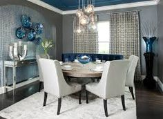 Check this Dining room… Hungry? | www.delightfull.eu #delightfull #diningroom #modernhomelighting #Interiordesign #luxurydesign