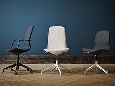 Shop IKEA's signature LÅNGFJÄLL series ergonomic swivel chairs for long lasting, adjustable comfort at affordable prices, backed by our free guarantee. Balcony Table And Chairs, Toddler Table And Chairs, Ikea Chair, Swivel Chair, Eames Chairs, Upholstered Chairs, Lounge Chairs, Built In Sofa, Chairs For Small Spaces