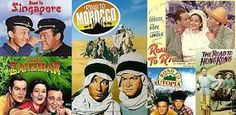Bob Hope-The Road Movies (series) Dorothy Lamour, Movie Co, Bob Hope, Bing Crosby, Thanks For The Memories, Military Personnel, Classic Tv, Vintage Movies, Golden Age
